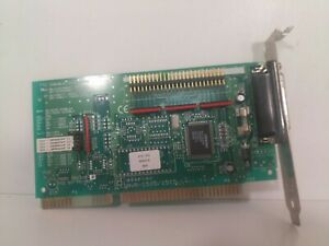 Vintage ISA Multifunction Controller SCSI Adaptec  Tested