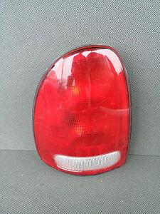 1998-2000 Dodge Caravan Durango Left Rear Tail Light