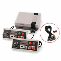 UK Mini Vintage Retro TV Game Console Classic Built-in 620 Games For Nintendo