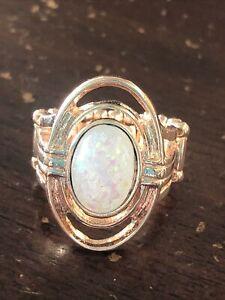 Paparazzi Peacefully Pristine Rose Gold Ring