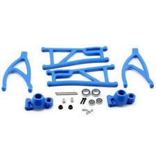 RPM Revo true-track arrière a-bras kit de conversion (bleu) - RPM80565