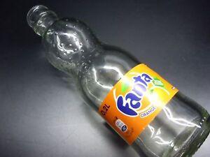 1 Original FANTA Glasflasche ORIGINAL limitet Glas Flasche Edition