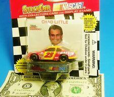 Racing Champions 1:64  NASCAR STOCKCAR #23 FORD Thunderbird Chad Little BAYER