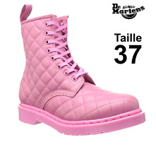 DR MARTENS CORALIE PINK Mono, taille 37 EU, size 4 UK, New in Box