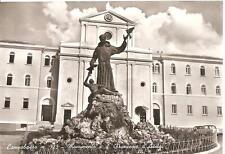 CAMPOBASSO  -  Monumento a S. Francesco d' Assisi