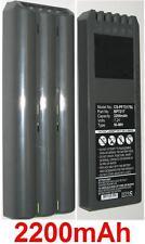 Batterie 2200mAh Pour Fluke DSP100, Fluke DSP2000, P/N: BP7217 BP-7217