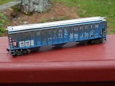 Athearn/Bev Bel INTX ex-Percival Grain Covered Hopper Patched/Weathered