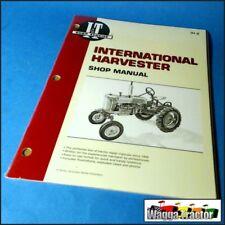 IH8 Workshop Manual International IH W4 W6 WD6 W9 WD9 Tractor can use for A554