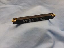 "1/2"" Sq. Shank Turning Tool, W/ CCMT Double End....Lathe, CNC,  Indexable"