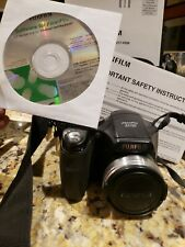 FUJI FUJIFILM FINEPIX S5700-10X ZOOM-VIEWFINDER BUNDLE with software and case