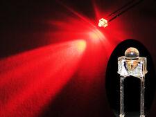 10 Stück LED 1,8mm rot superhell Mini Miniatur Leuchtdioden