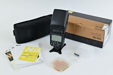 Nikon Sb-900 Af Speedlight, All Original Accessories and Packaging, Ex+