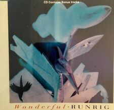 RUNRIG - Wonderful CD - 3 Track B/W Straidean Na Roinn Eorpa - UK Chrysalis 1993