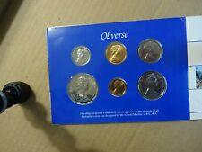 1984 Australia Mint Set 6 Coins