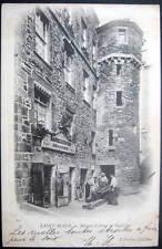 France~1902 Saint-Malo ~ Maison d'Anne de Bretagne