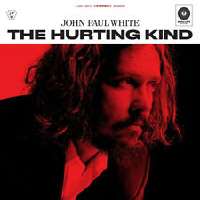 John Paul White The Hurting Kind LP Vinyl 10 Track With Inner Sleeve and Downl