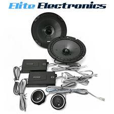 "Kicker CSS65 6.5"" Component Full Range Stereo Speakers Set 300W - (46CSS654 )"