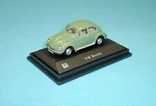 Cararama 1:72 - VW Beetle - Green