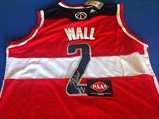 WIZARDS' JOHN WALL AUTOGRAPHED SIGNED  NEW ADIDAS JERSEY WITH TAGS COA!!