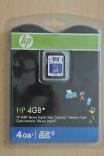 HP 4GB SDHC Memory Card L1878A#707-SK