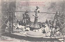 CPA GUERRE 14-18 WW1 RAON-L'ETAPE intérieur église autel de la sainte vierge