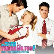 Win a Date With Tad Hamilton Soundtrack (CD-2004, Sony Music) BRAND NEW SEALED