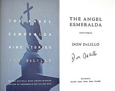 Don DeLillo~SIGNED~The Angel Esmeralda: Nine Stories~1st /1st~HC + Photo!