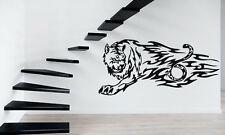 Wolf  Predator  Emblem Urban Art Animal  Wall Art Decor Vinyl Sticker z346