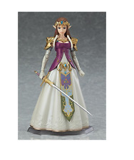 LOZ Twilight Princess Zelda figma Action Figure By MAX FACTORY
