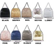 Ladies Women Stella Design Chain Detail Tote Bag Ladies Shoulder Handbag Work