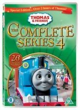 DVD TV Show Thomas The Tank Engine and Friends Series 4 R2 PAL