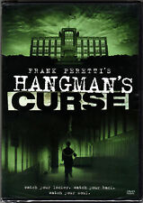HANGMANS CURSE The MOVIE on DVD from FRANK PERETTI Book SUSPENSE Horror THRILLER