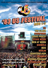 US Festival 1983  DVD NEW