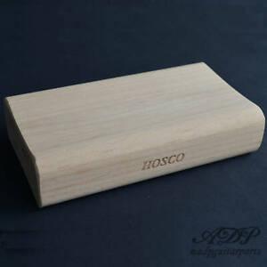 "Cale Luthier 15x8,5cmTouche Radius 7,25""9,5"" Sanding Block Fingerboard fretboard"
