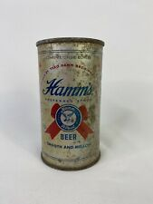 Hamms Beer Flat Top Can Antique Very Nice!!
