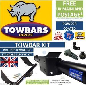 Towbar Renault Trafic Traffic Van, Minibus 2001 to 2014 Tow Bar Complete Kit 351