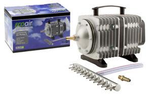 EcoPlus Eco Air1 Commercial Air Pump 1 - 18 Watt Single Outlet 793GPH Free Ship!