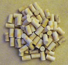 80 Wine Corks for Craft Projects Synthetic in Good Condition