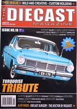 Diecast Magazine #19 Biante Classic Ford Holden Bathurst Lamborghini Aston VW