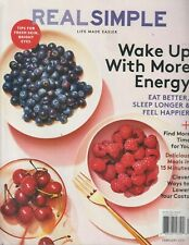 Real Simple Life Made Easier February 2019 Wake Up with More Energy