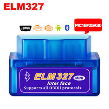 OBD2 Scanner ELM327 V1.5 Android Bluetooth With PIC18F25K80 Check Engine Tool