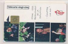 Télécarte 25 HN105 INSEE ref TTP66