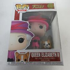 Funko Pop! Royals Queen Elizabeth II #01 Vinyl Figure
