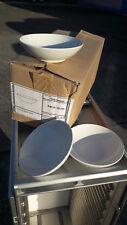 NEU! 30 x Schalen 163mm | Porzellan | SWISS INT. AIR LINES | Tafelstern