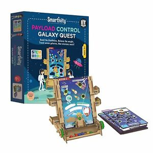Payload Control Galaxy Quest Stem Educational DIY Building Construction Toy 6+