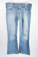 Citizens of Humanity Womens Jeans Sz 28 Ingrid  002 Stretch Low Rise Flair Flare