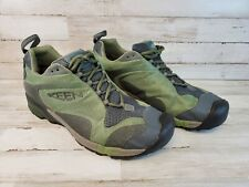 KEEN Men's Tryon WP S3 Waterproof Trail Running Hiking Shoe 11 Excellent Cond.