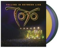 Toto Falling In Between Live Numbered Limited Edition 180g 3LP (Color Vinyl)