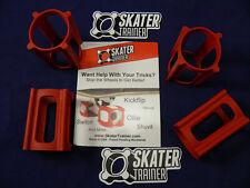 SKATER TRAINER V2.0 SET OF 4 Skate trainers RED