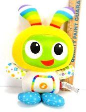 Fisher Price Groove Glow BeatBo Lights up Tummy Music Baby Plush Stuffed Toy